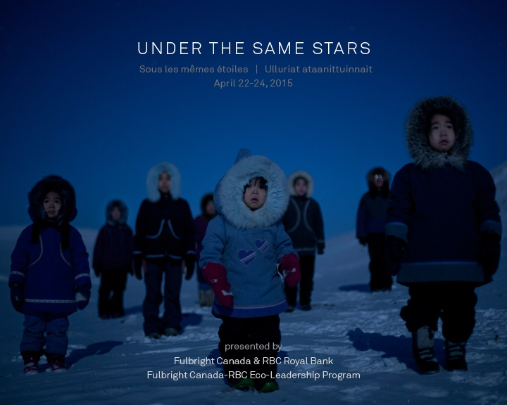 UNDER THE SAME STARS, opening in Ottawa on April 22nd. Click here for more information!