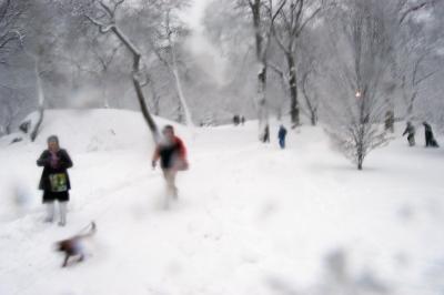 of snow