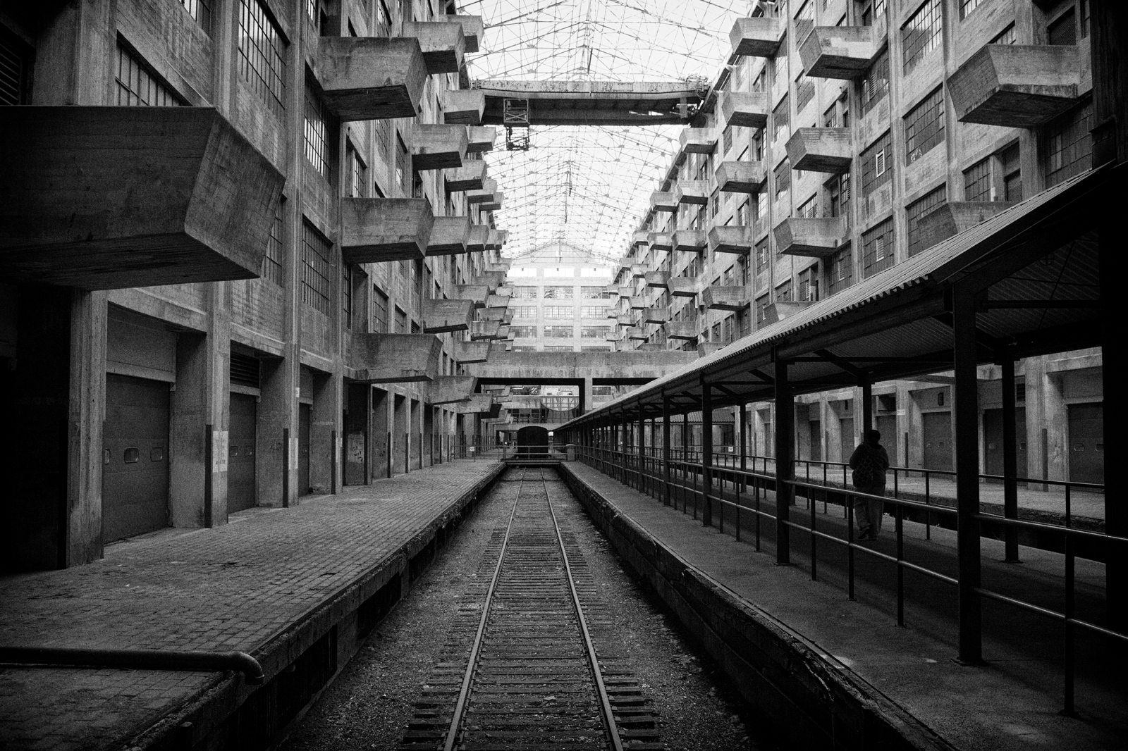 Brooklyn Army Terminal, Brooklyn, New York. Nov. 5, 2011