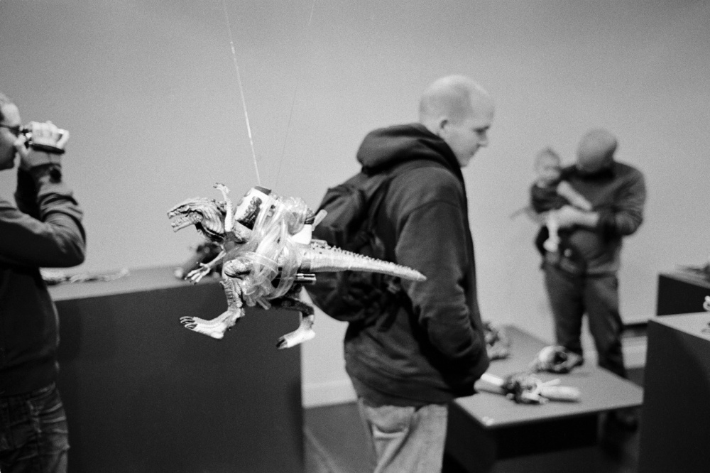 Art and Documentary Photography - Loading Hulk's Toys-1.jpg