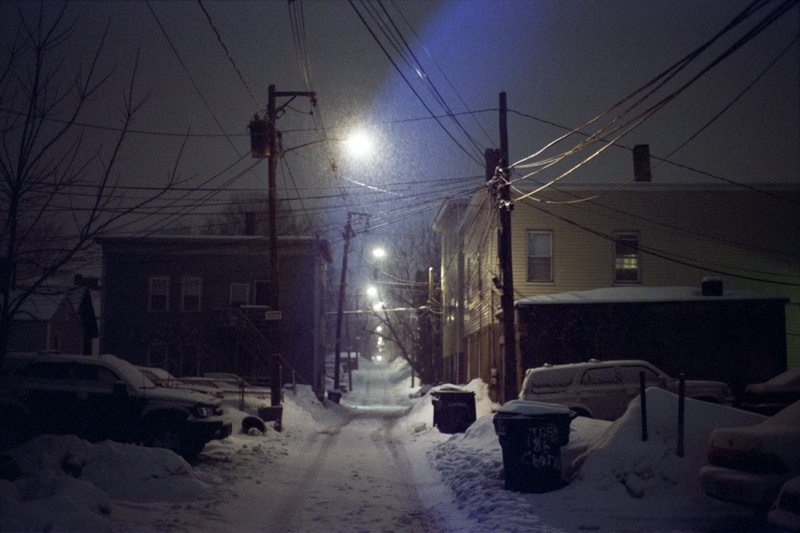 Art and Documentary Photography - Loading Snowed in Alley flat_1.jpg