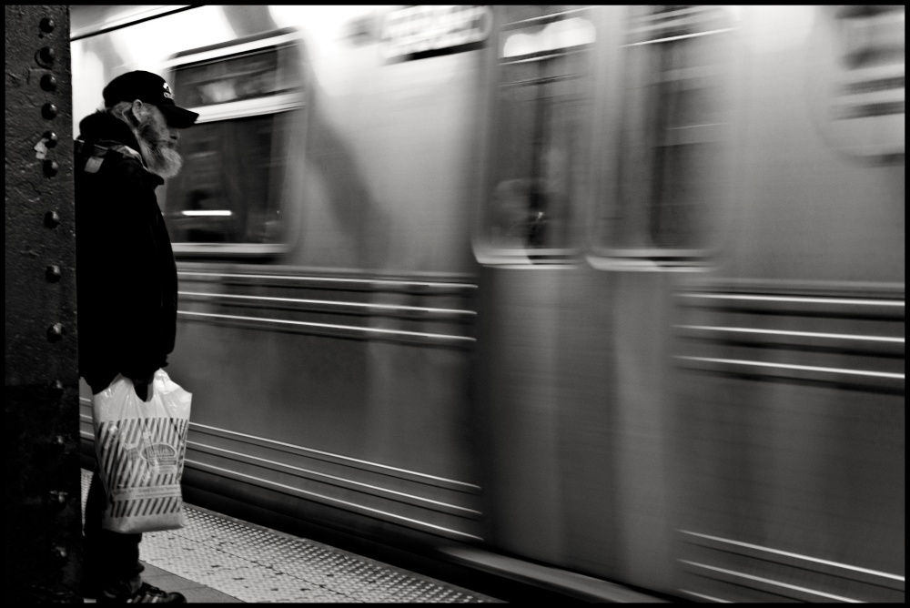Art and Documentary Photography - Loading N train passing.jpg
