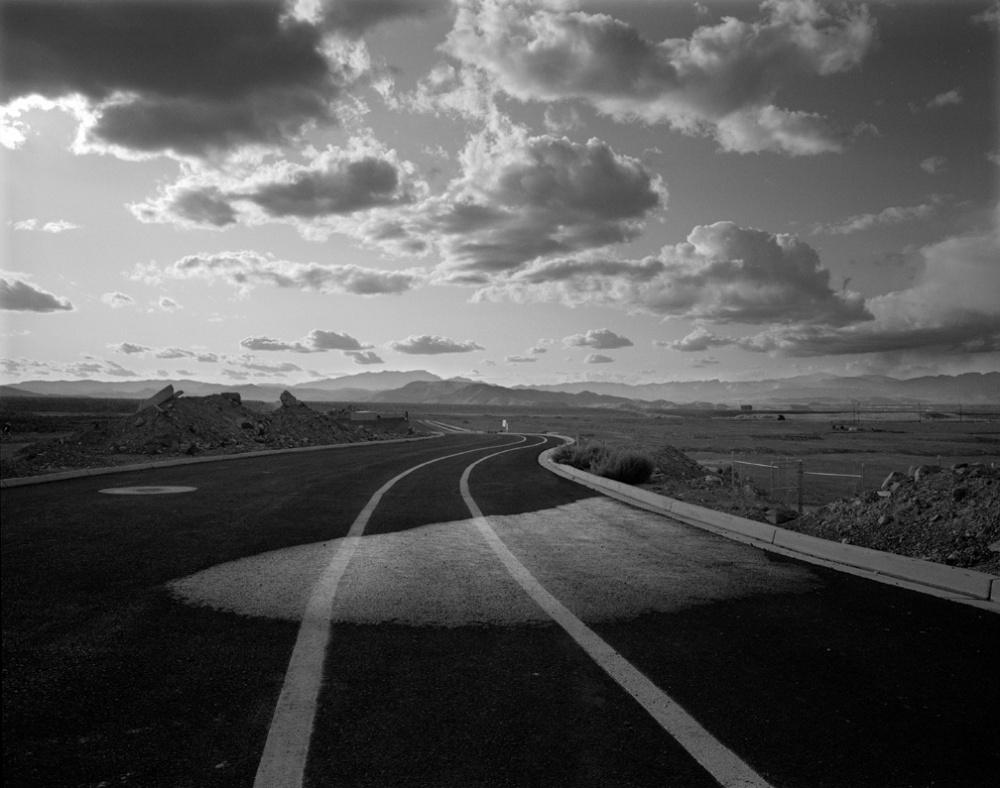 Art and Documentary Photography - Loading 20081011_LasVegasBikeLaneB.jpg
