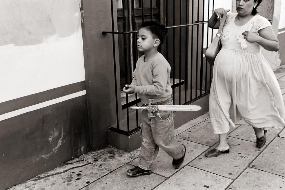 Art and Documentary Photography - Loading Oaxaca09.jpg
