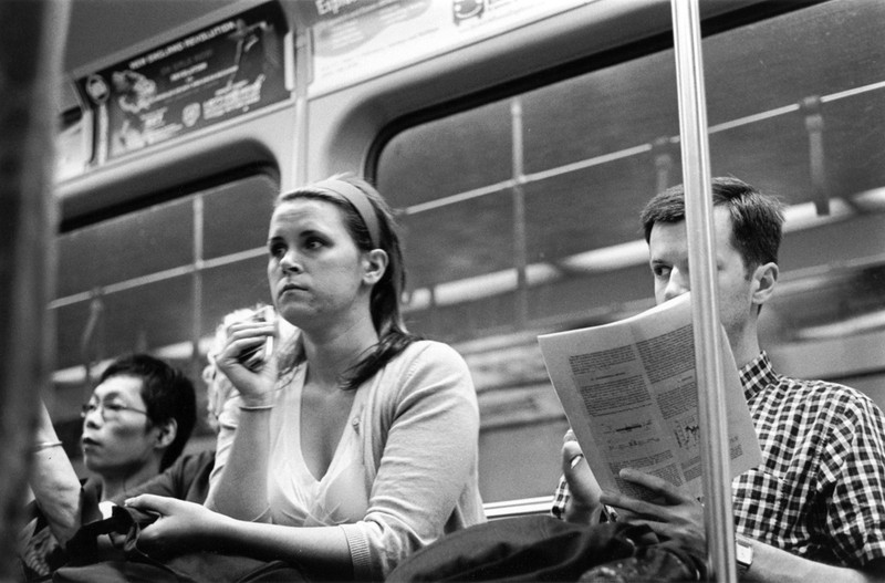 Art and Documentary Photography - Loading Subway_Stare_large.jpg