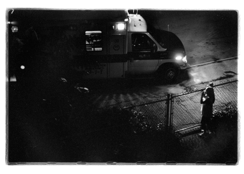 Art and Documentary Photography - Loading Ambulance_and_Girl_large.jpg