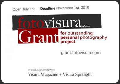 2010 FotoVisura Grant